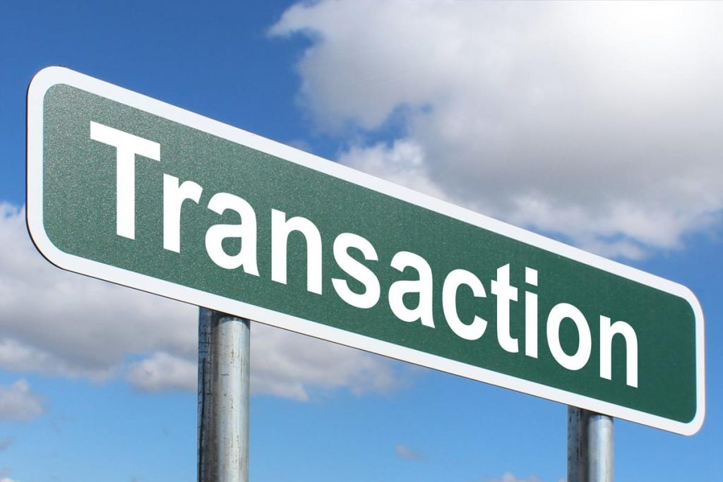balance and all transactions